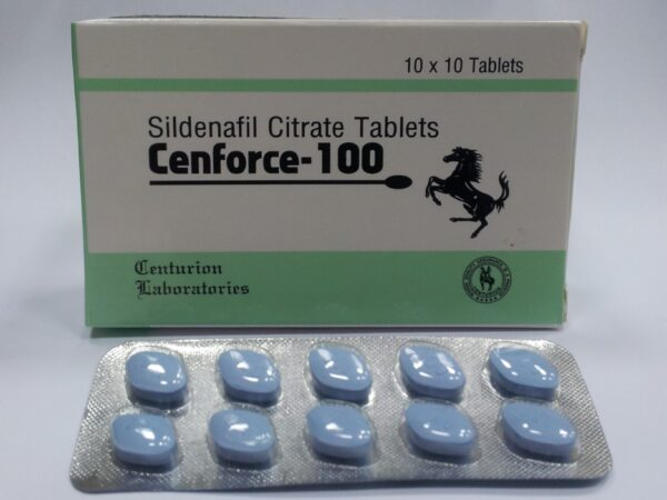 Buy Cenforce 100mg Tablets - Sildenafil Citrate - Generic Viagra - Genericmedsupply